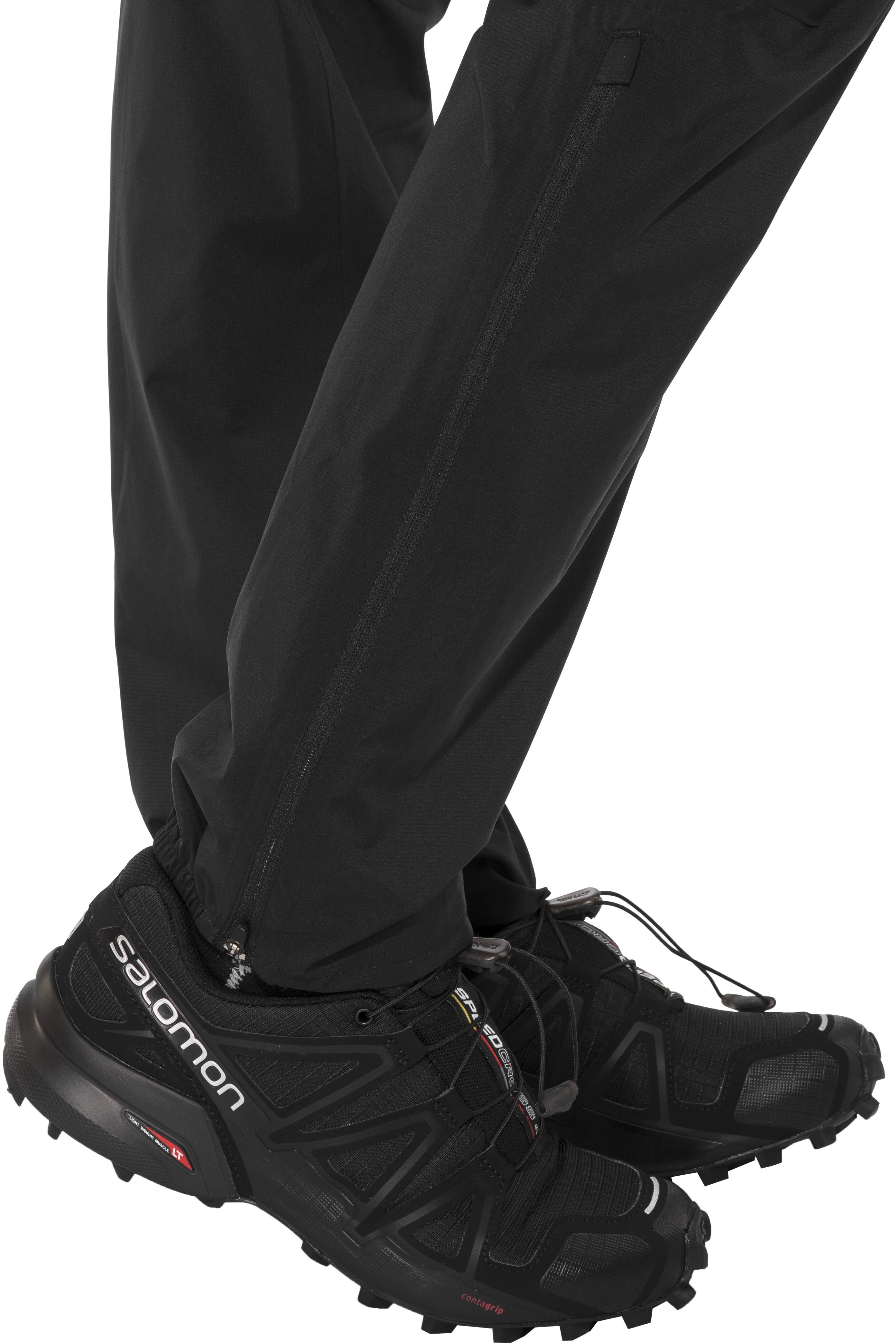 c877e5b46b Salomon Bonatti WP - Pantalones largos running - negro | Bikester.es